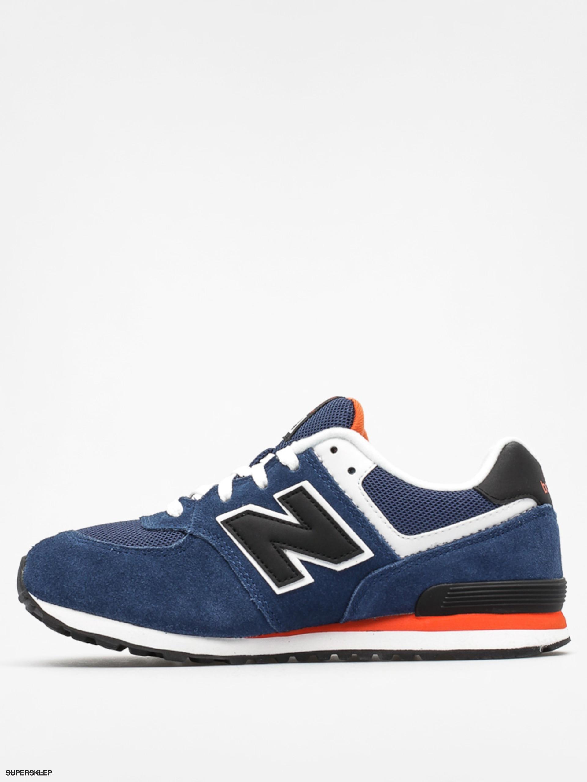 Detské topánky New Balance 574 (mtg) 80d574a79ac