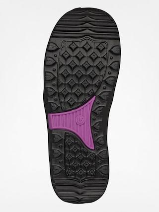 Obuv na snowboard Burton Coco Wmn (black/purple)