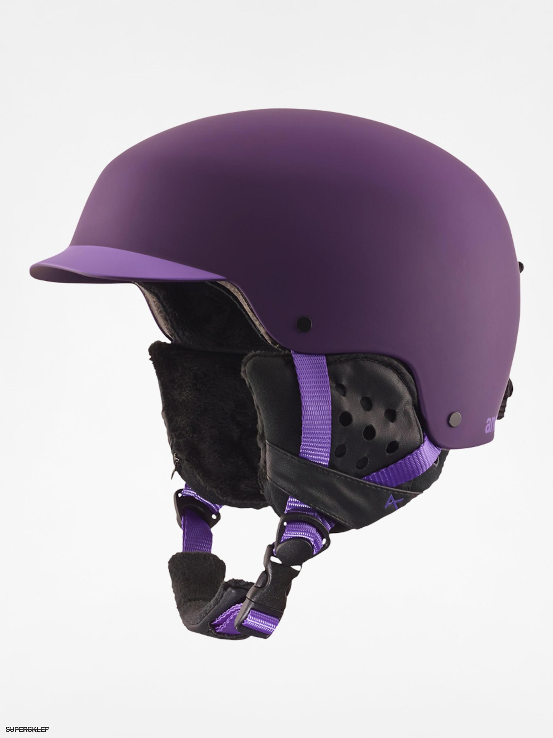 Prilba Anon Aera Wmn (imperial purple) bbdadb13dab