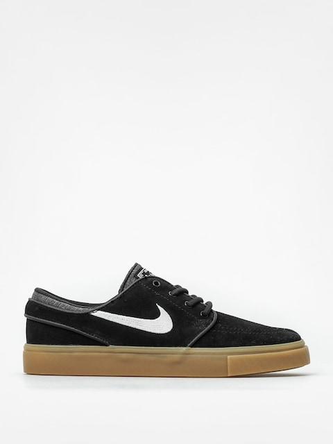 Topánky Nike Zoom Stefan Janoski (black/white gum light brown)