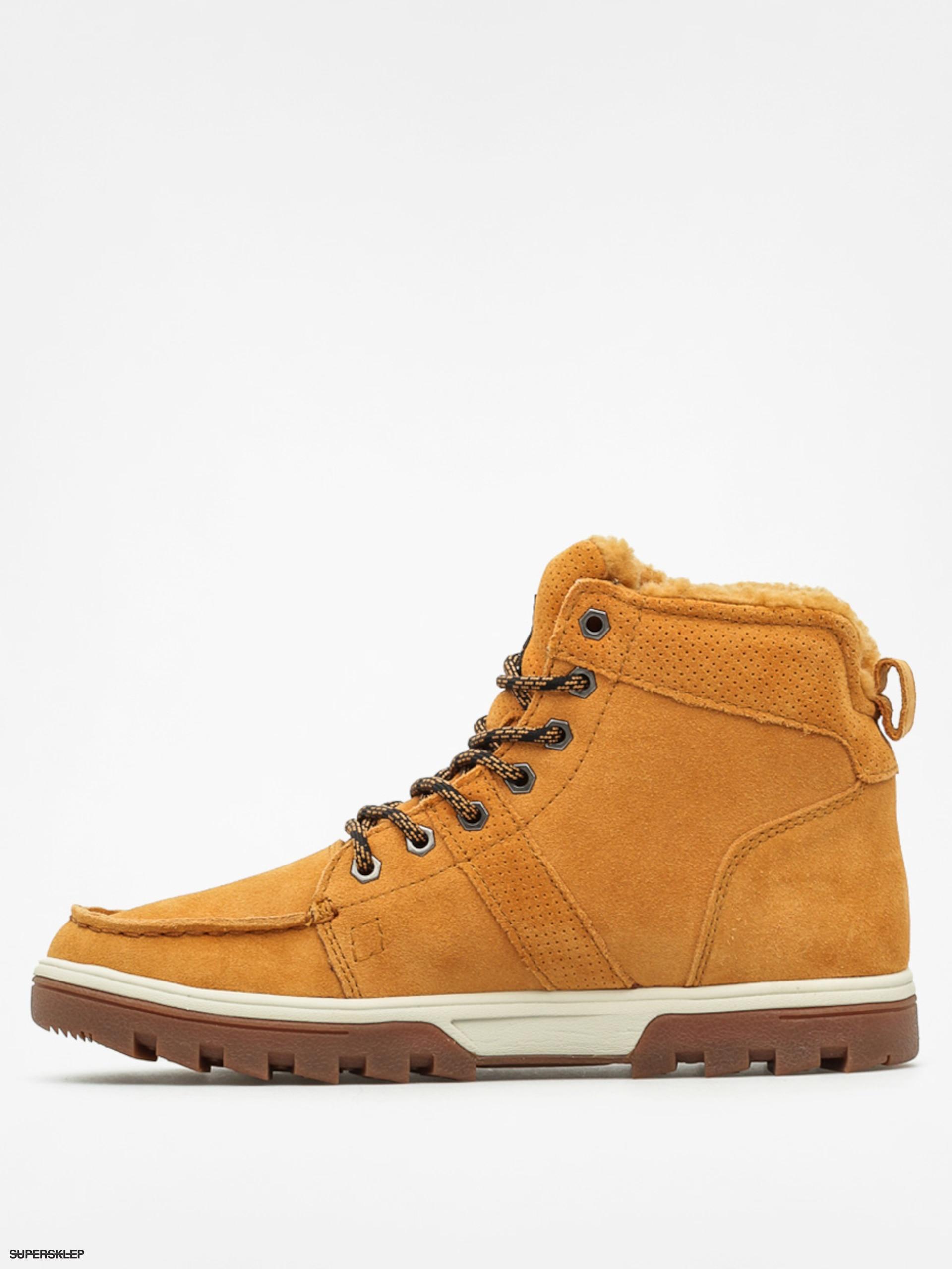 9efbe7a98 Zimné topánky DC Woodland (wheat/white)