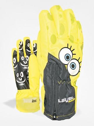 Detské rukavice Level Lucky (yel)