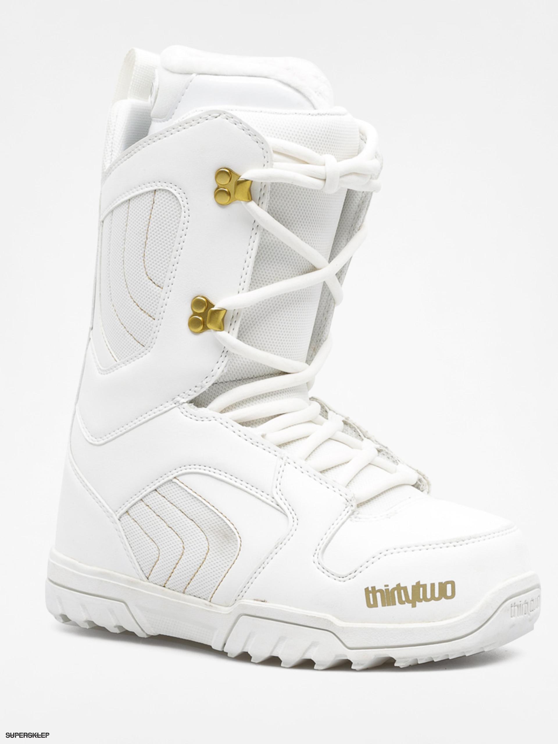 2efe0f9b5f4b Snowboardové topánky ThirtyTwo Exit Wmn (white)