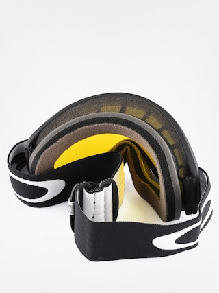 Snowboardové okuliare Oakley O2 XL (matte black w/hi yellow/dark grey)