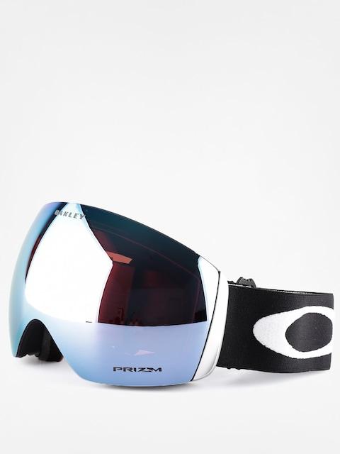 Snowboardové okuliare Oakley Flight Deck (matte black w/prizm sapphire iridium)