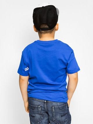 Detské tričko Volcom Rad Influence (trb)