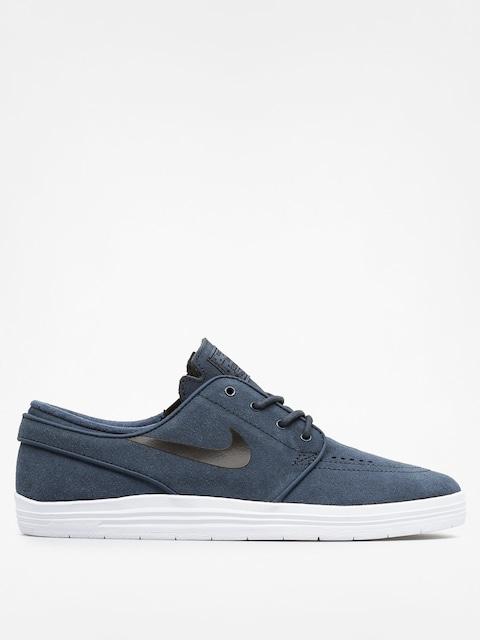 Topánky Nike Lunar Stefan Janoski (squadron blue/black white)