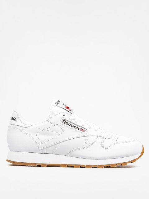 Topánky Reebok Classic Leather (white/gum)