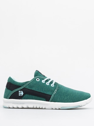 Topu00e1nky Etnies Scout Wmn (green/heather)
