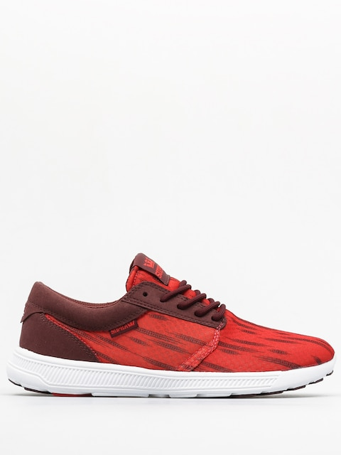 Topánky Supra Hammer Run (red/burgundy white) <br />