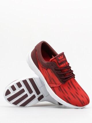 Topánky Supra Hammer Run (red/burgundy white) <br />