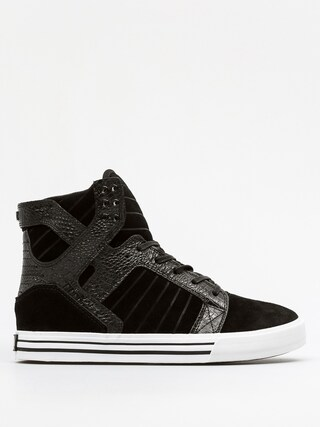 Topánky Supra Skytop (black/croc white) <br />