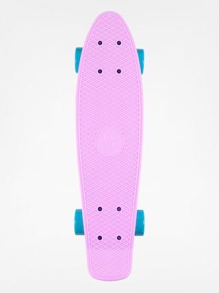 Fish Skateboards Cruiser 01 (sum purple/silver/blue)