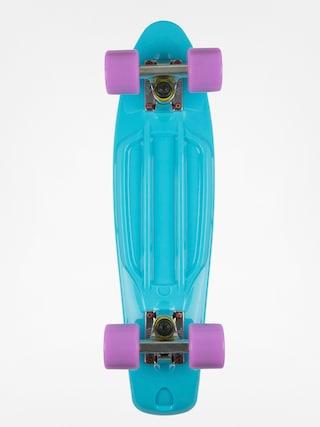 Cruiser Fish Skateboards 01 (sum blue/silver/purple)