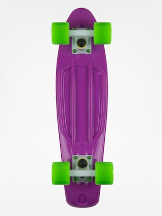 Cruiser Fish Skateboards 02 (purple/white/green)