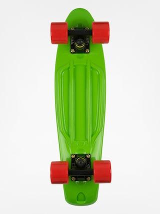 Fish Skateboards Cruiser 02 (green/black/red)