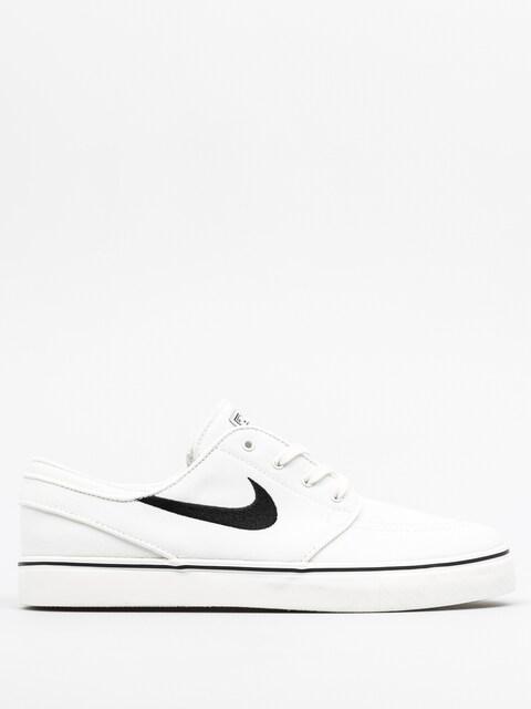 Topánky Nike SB Zoom Stefan Janoski Cnvs (summit white/black)
