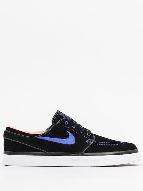 Topánky Nike SB Zoom Stefan Janoski (black/rcr blue white ttl crmsn)
