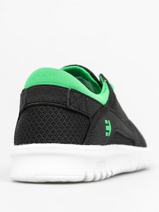 f379b42b45d3d Detské topánky Etnies Kids Scout (black/green)