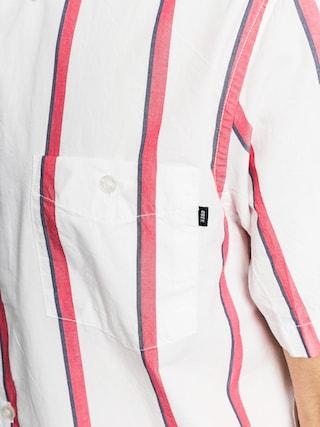 Košeľa OBEY Waylon Woven Ls (white/multi)