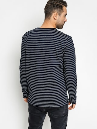 Triko The Hive Stripes (dark grey/black)