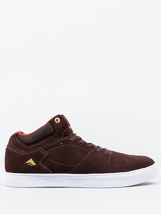 Topánky Emerica The Hsu G6 X Chocolate (brown/white)