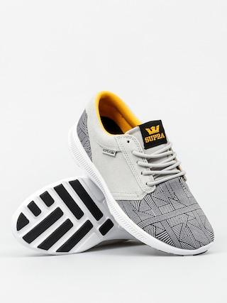 Topánky Supra Hammer Run (grey violet/print white)