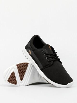 Topánky Etnies Scout (black/white/gum)