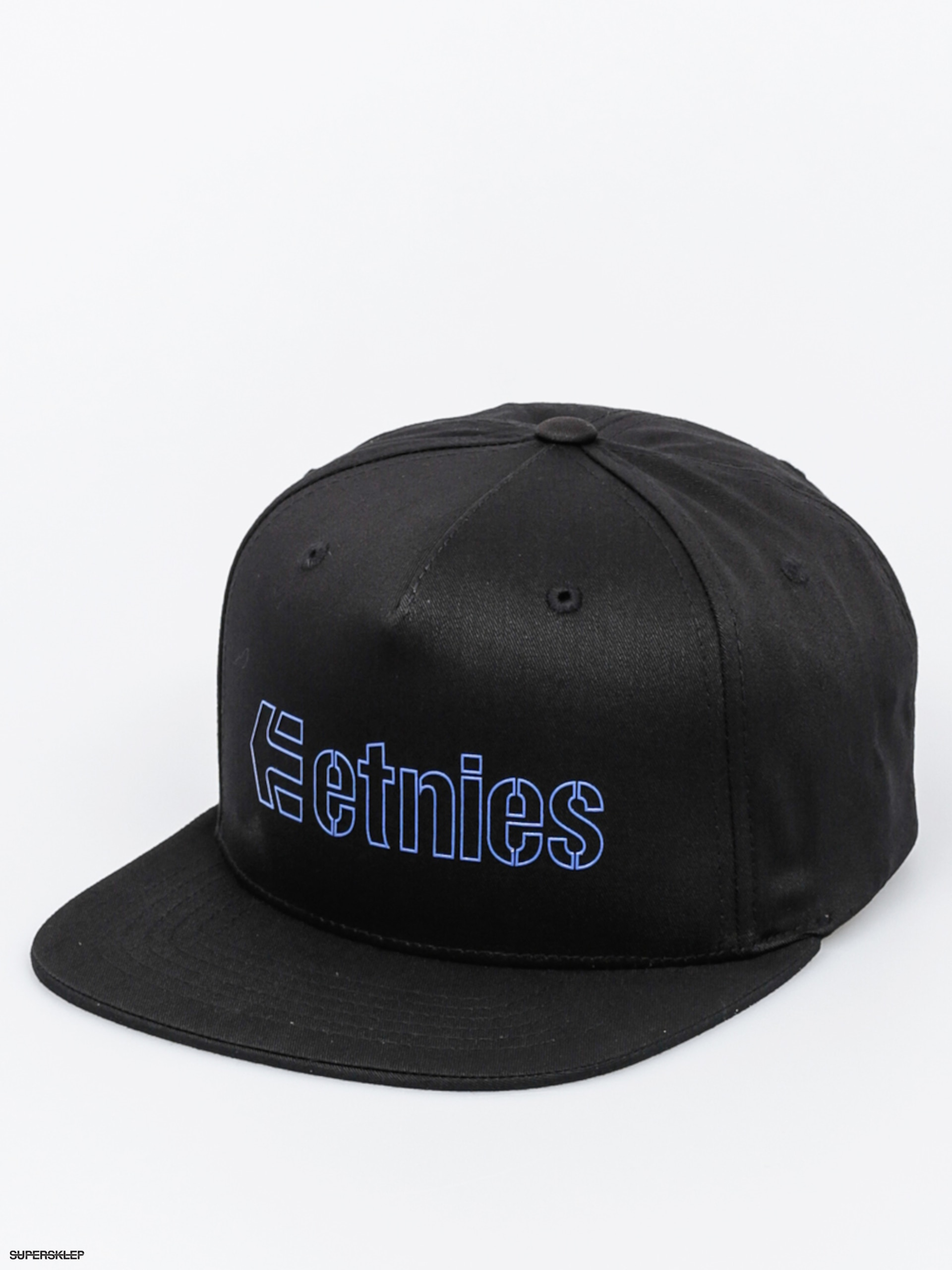 Šiltovka Etnies Corporate 5 Snapback ZD (black blue) 16e61d5c60e