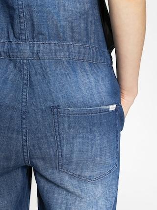Nohavice na traky Volcom Painterly Jumper Wmn (vbl)