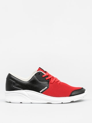 Topu00e1nky Supra Noiz (red/black white)