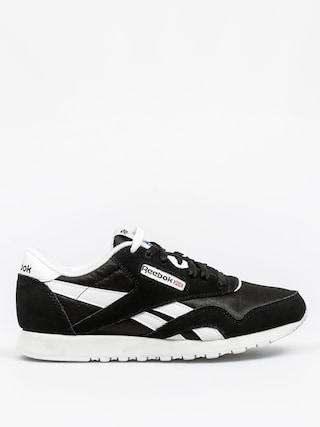 Topánky Reebok Cl Nylon Wmn (black/white)