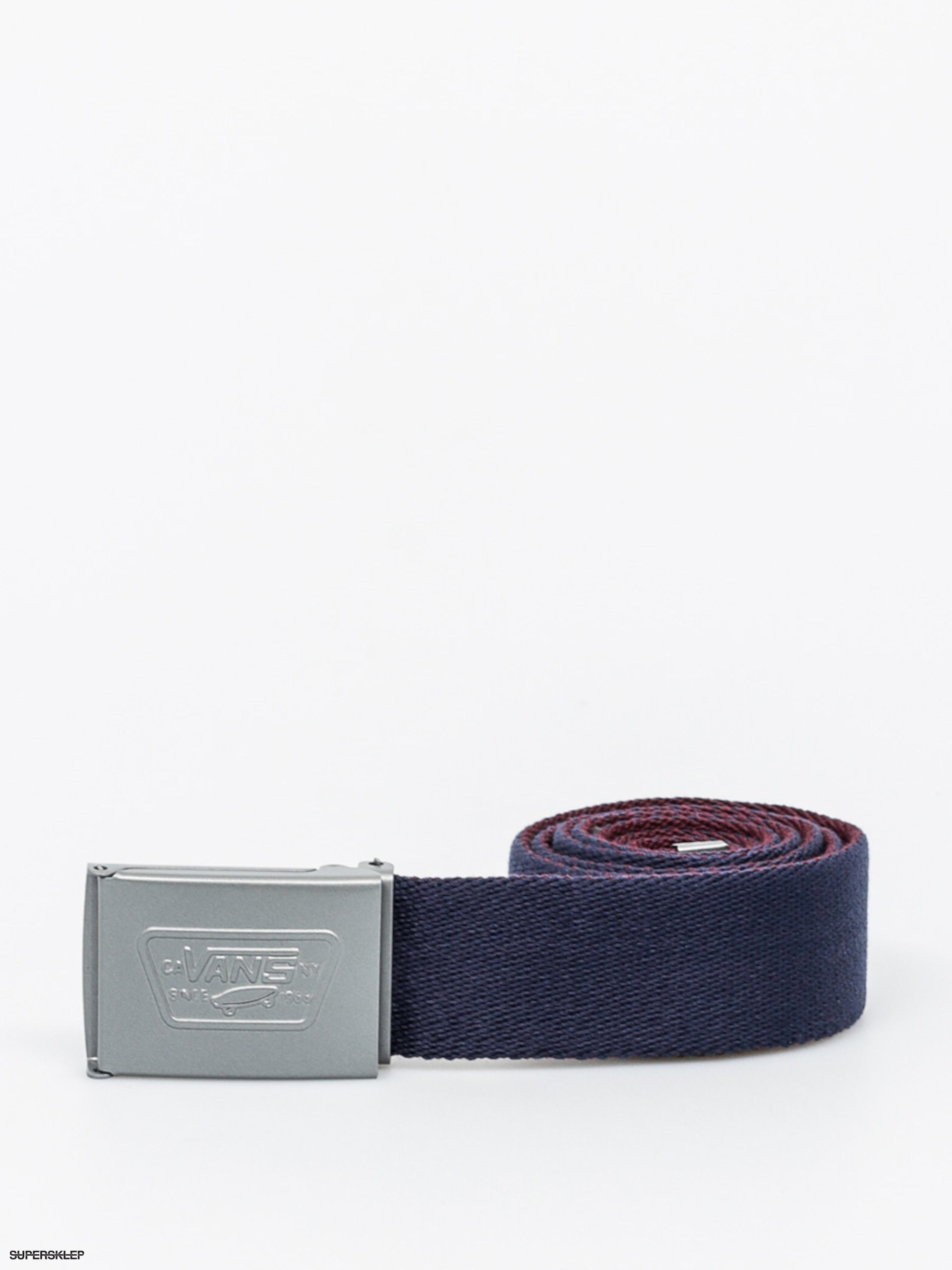 773a16c2e Opasok Vans Knox Web Belt (dress blues/port)