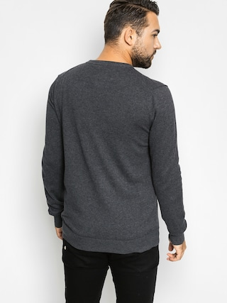 Mikina Element Crew (charcoal heather)