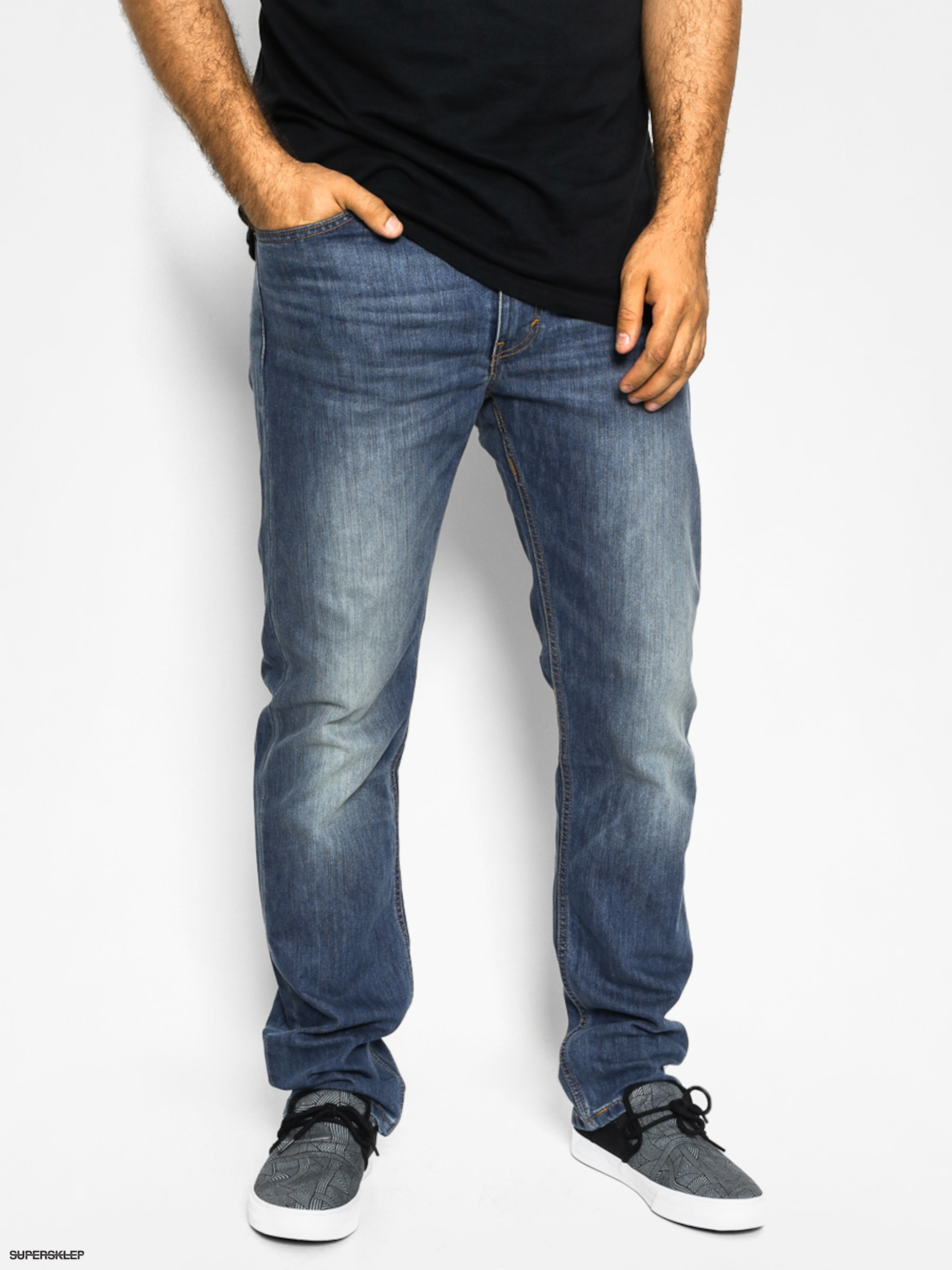 Nohavice Levi's 513 Slim Straight 5 Pocket