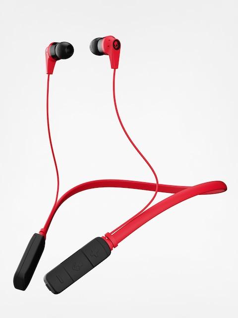 Slúchadlá Skullcandy Inkd Wireless (red/black/black)