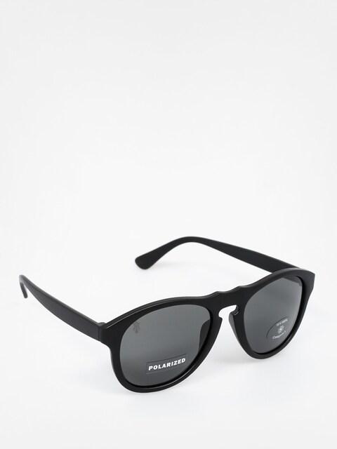 Slnečné okuliare Majesty Crux (black matt/black pearl)