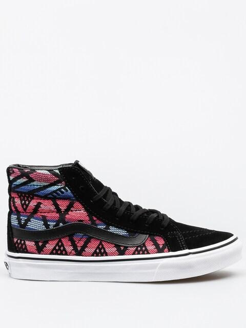 Topánky Vans Sk8 Hi Slim (moroccan geo/black/true)