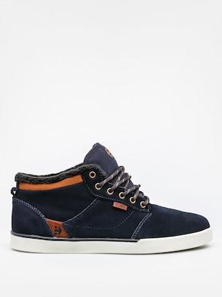 Topánky Etnies Jefferson Mid (navy/brown/white)