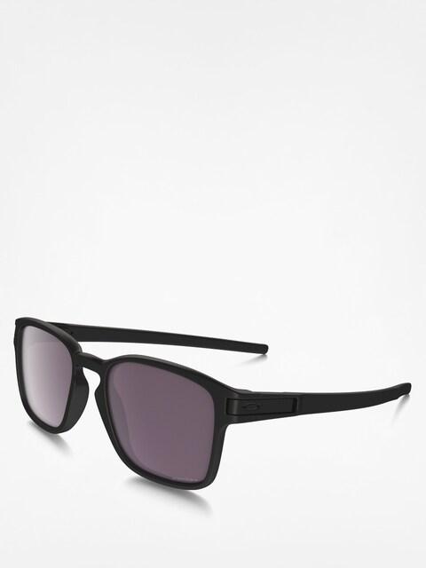 Slnečné okuliare Oakley Latch SQ (matte black/prizm dail polarized)