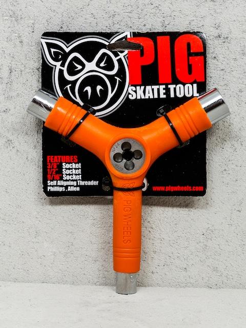 Kľúč Pig Skate Tool (orange)