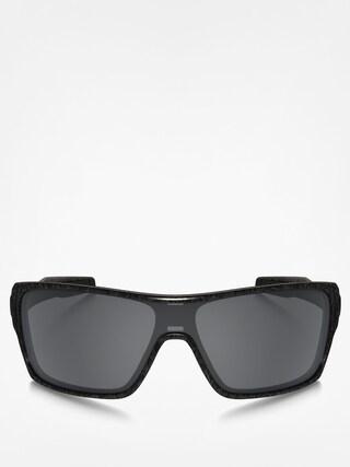 Slnečné okuliare Oakley Turbine Rotor (black/silver ghost text/black iridium)