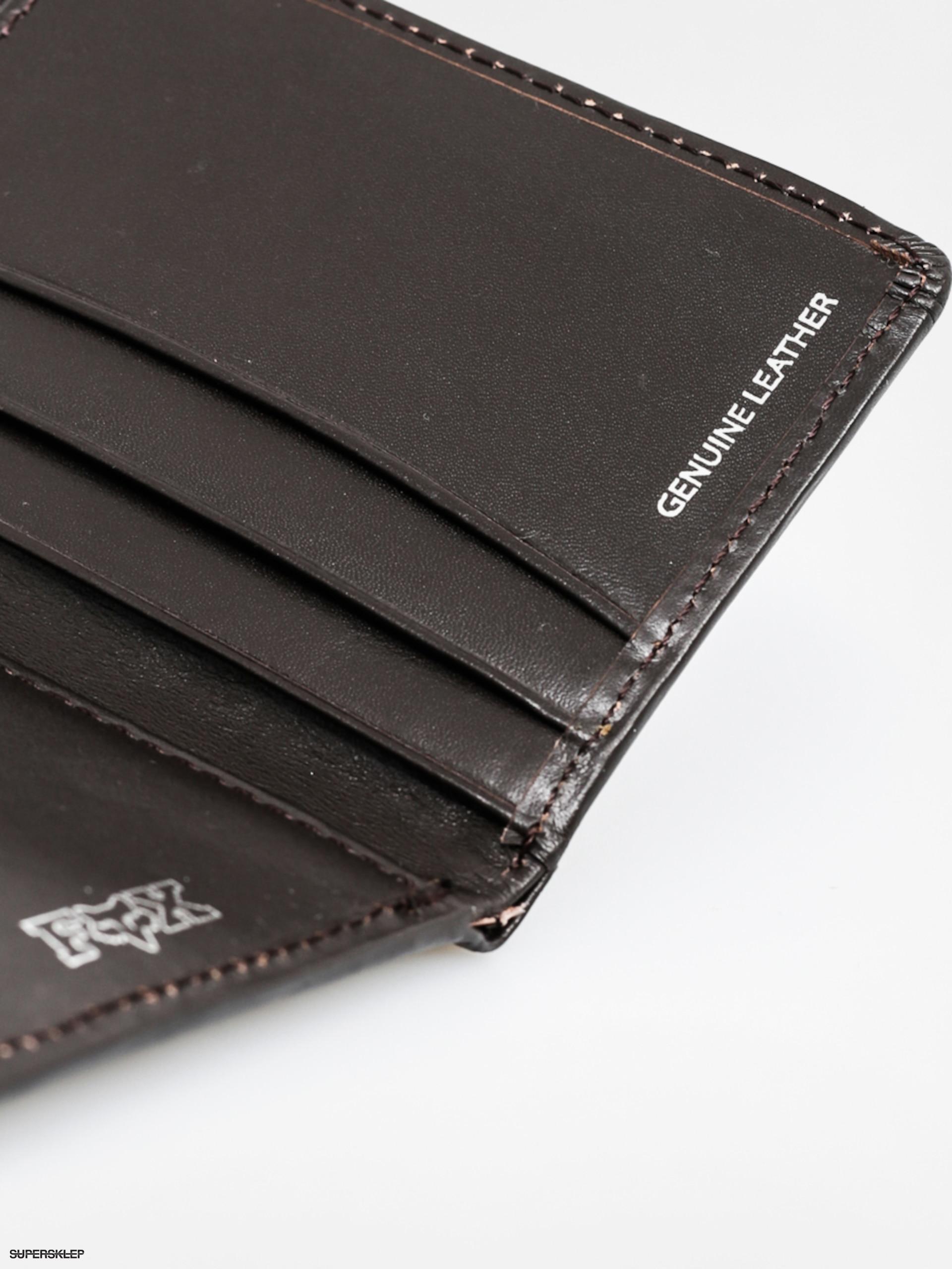 75a17b442c Peňaženka Fox Trifold (brown)