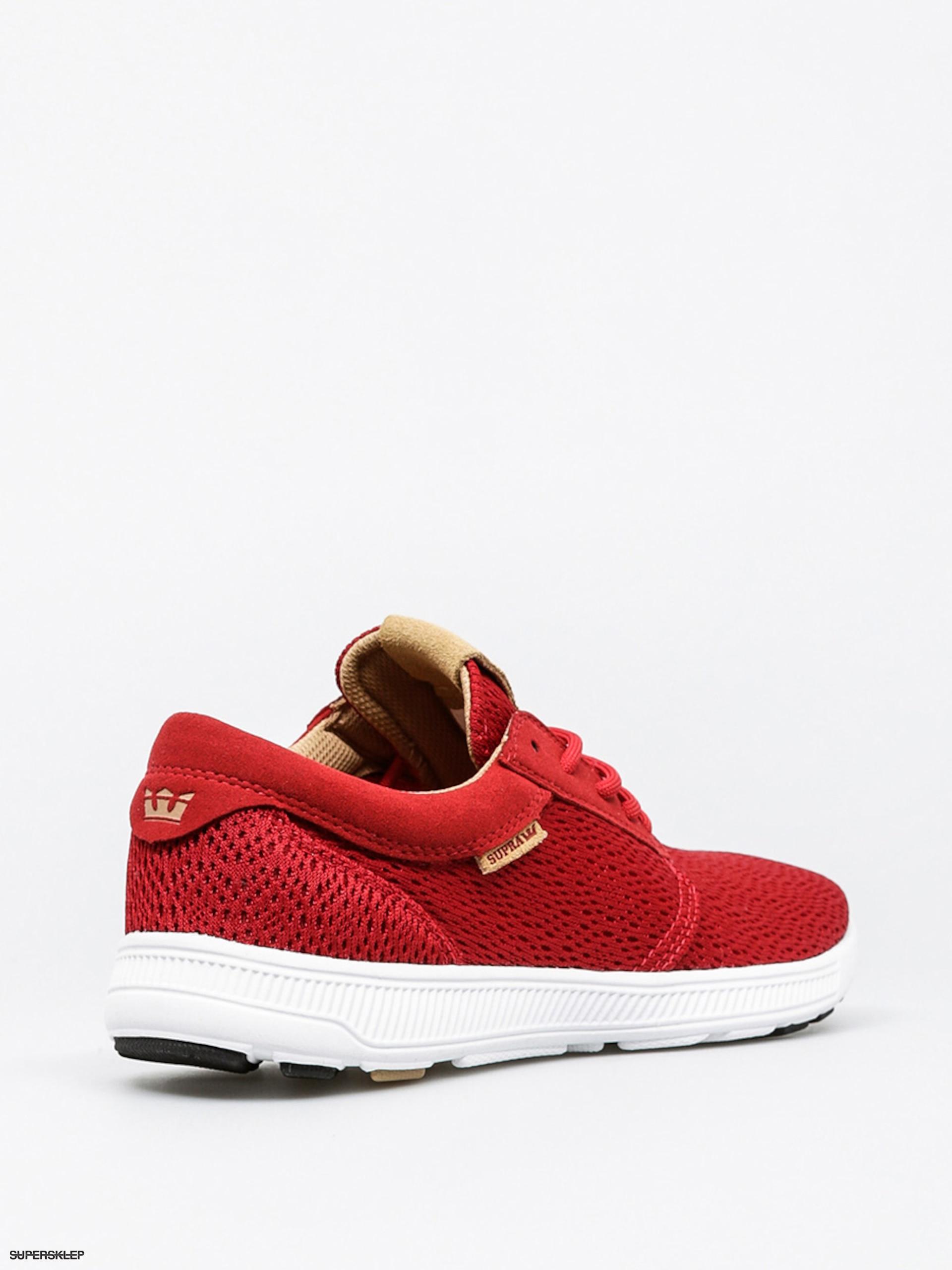Topánky Supra Hammer Run (red tan white) 8538e3ada59