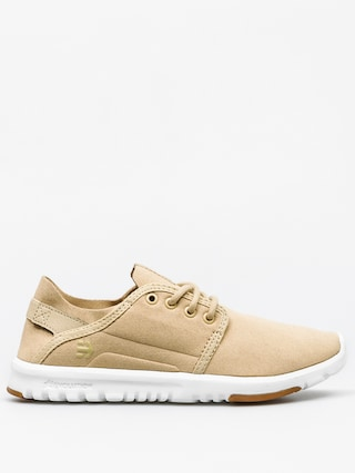 Topánky Etnies Scout Wmn (taupe)