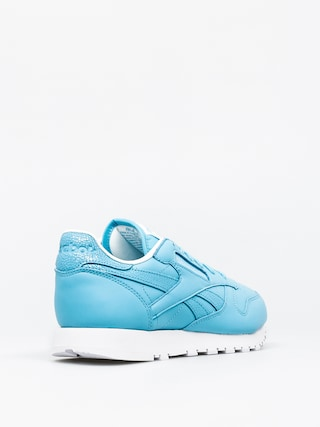 Tenisky Reebok Classic Leather Seasonal II Wmn (crisp blue/white)