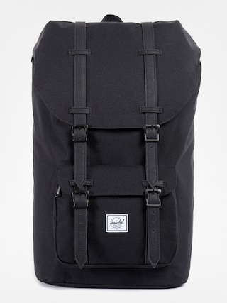 Batoh Herschel Supply Co. Little America (back/black)
