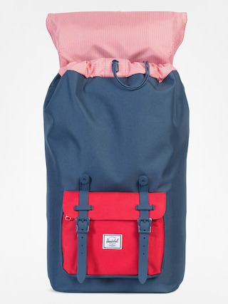 Batoh Herschel Supply Co. Little America (navy/red)