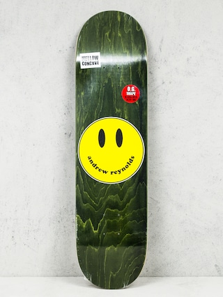 Doska Baker Andrew Reynolds Smiley (green)
