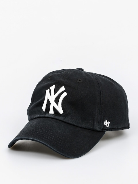 Šiltovka 47 Brand New York Yankees ZD (washed black)